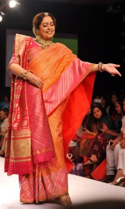 Bridal Collections Kirron Kher LFW 2014