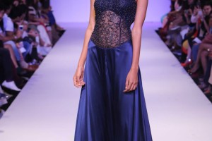 Indian Designer Sougat Paul's collection at the Lakme Fashion Week Winter Festive 2014