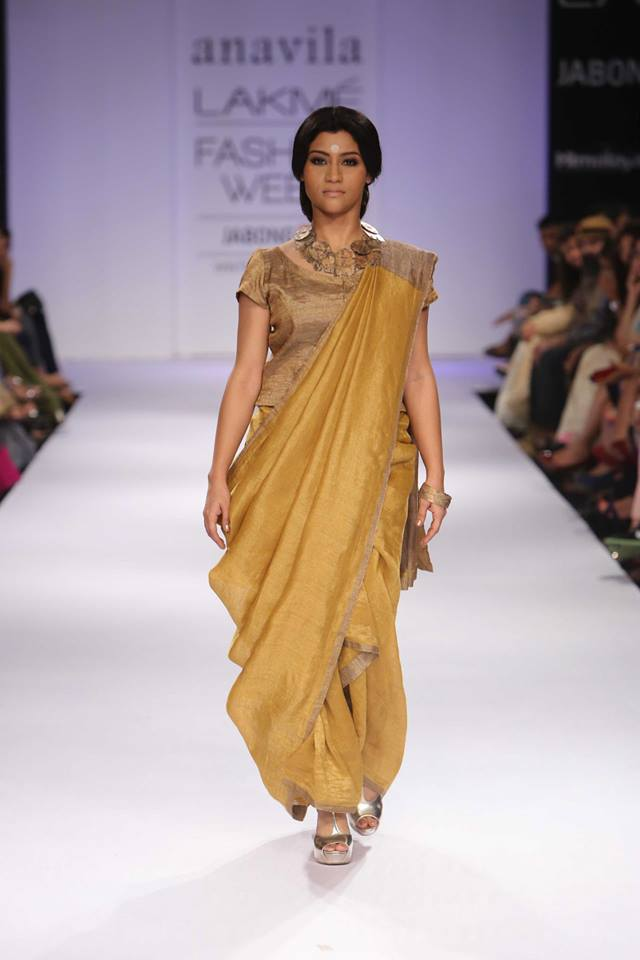 Konkana Sen Sharma at Lakme Fashion Week