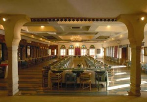 Inside Neemrana Fort Palace  | Destination Indian Wedding