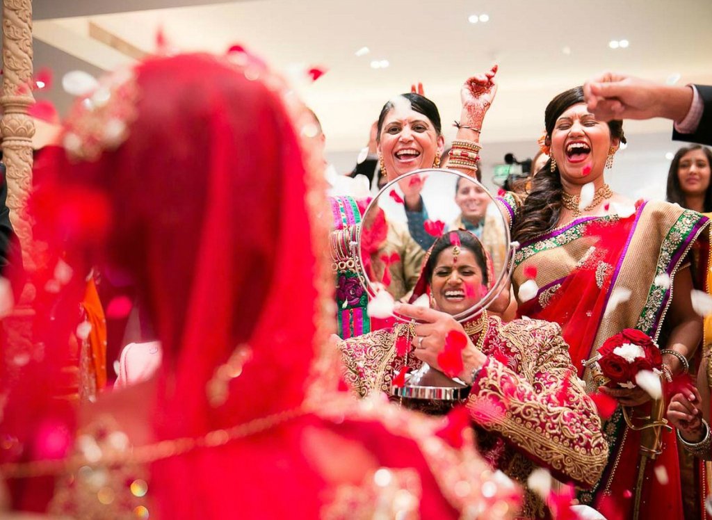 Wedding Festivities - Indian Wedding