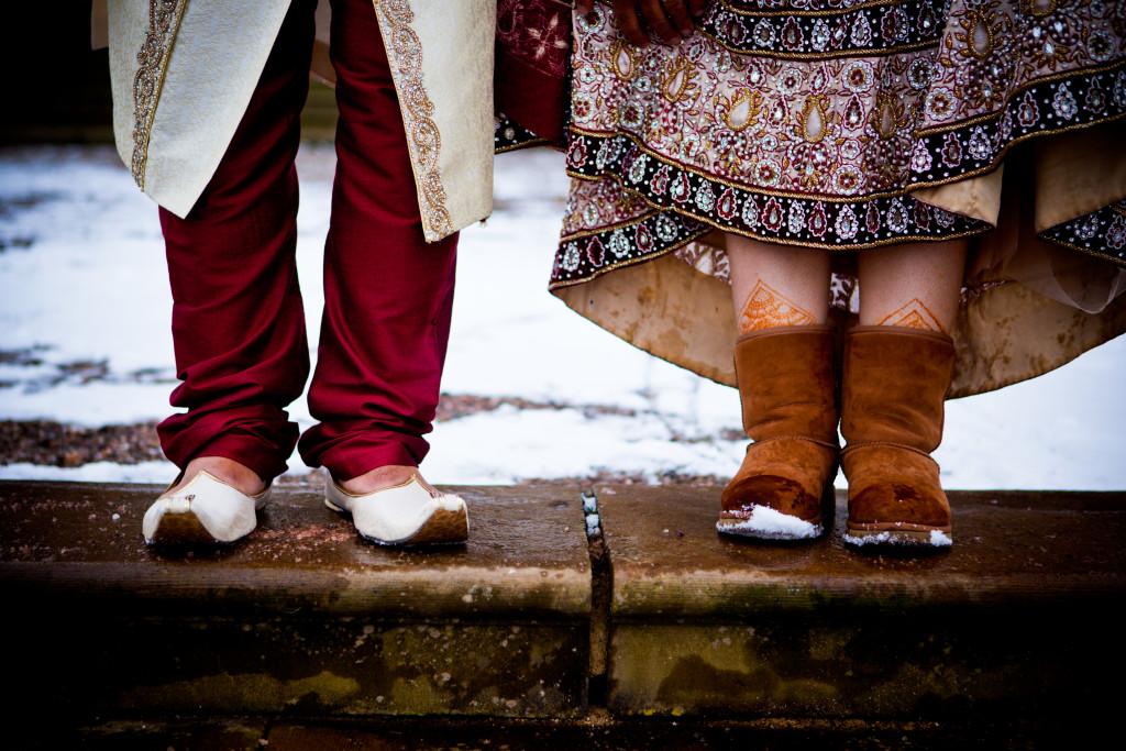 Creative outdoor shoes photo by Monir Ali