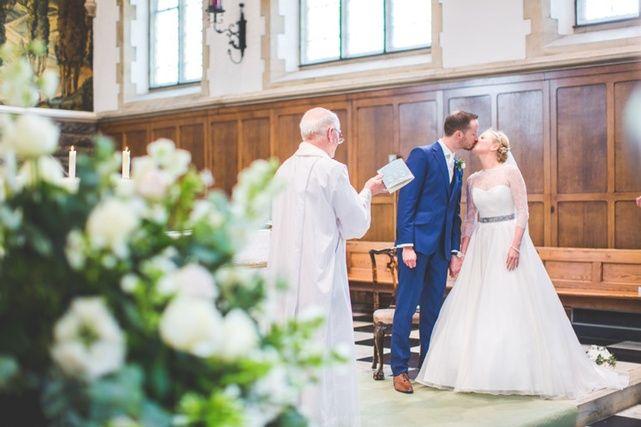 Jacob and Pauline photography - Wedding Altar