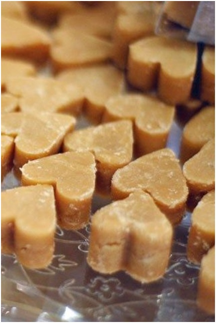 Wedding Favours - Fudge