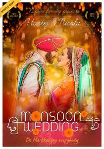 Monsoon Wedding | Unique Wedding Venue Decoration