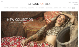 Strand of Silk | The Best Indian Wedding Websites