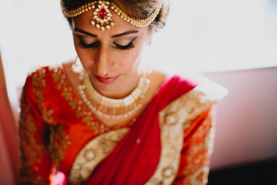 Indian Bridal Makeup by Columbus Wedding Makeup