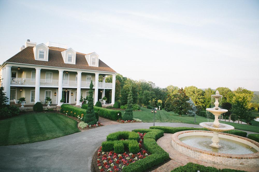 Manor Ancelet | Indian Wedding Venues by Castleton Farms