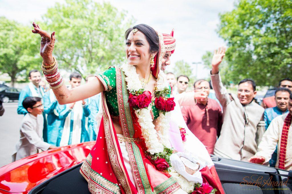 Shivani and Niral's Wedding Ceremony by Sachi Anand